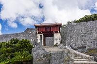 沖縄県 瑞泉門