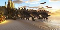 CG ステゴサウルス