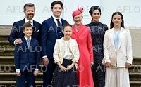 デンマーク クリスチャン王子 堅信礼
