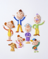 クレイ 家族イメージ