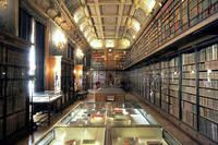 フランス シャンティイ シャンティイ城 図書館