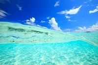 沖縄県 竹富島 コンドイ浜