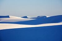 アメリカ合衆国 ホワイトサンズ国定公園 石膏の砂丘