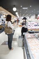 スーパー - 商品のプロモーション