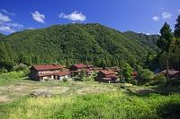 石川県 加賀東谷 山村集落 山中温泉 大土集落