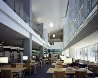アメリカ サンタ・モニカ公共図書館