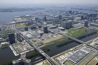 東京都 江東区 有明再開発地区