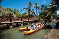 ハワイ ポリネシア・カルチャー・センター