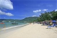 タイ プーケットのパトン・ビーチ