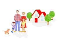 家族と住宅
