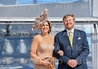 オランダ国王夫妻、ドイツ訪問
