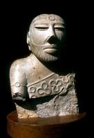 神官王(Priest King)の彫像