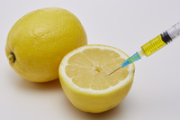 ビタミン注射のイメージ