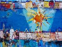 「Venice sunshine」