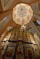 ロシア モスクワ ワシリー寺院内部