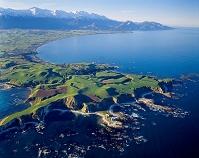 ニュージーランド カイコウラ半島