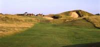 ロイヤルセントジョージスゴルフクラブ 4番ホール 496ヤー...