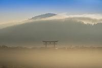 奈良県 桜井市 三輪山