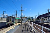 福島県 東北本線 桑折駅