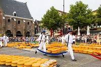 オランダ アルクマール