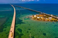 アメリカ合衆国 フロリダ州 セブンマイル・ブリッジ