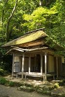 新潟県 国上寺 五合庵(良寛が約20年過ごした庵)