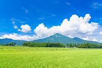 福島県 磐梯山