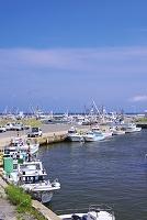 北海道 知来別漁港