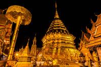 タイ チェンマイ ワット・プラタート・ドーイステープ