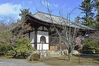京都府 広隆寺講堂(重要文化財)