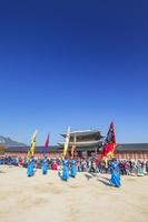 ソウル 景福宮の守門将交代儀式