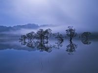 山形県 白川湖