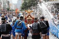 深川祭 子供神輿連合渡御