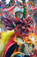 オルロ ボリビア 祭り
