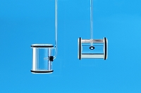 水圧の実験 水中の圧力