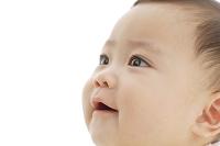 日本人の赤ちゃんの顔