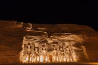 エジプト アブ・シンベル神殿 小神殿