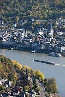 ドイツ ライン川渓谷    ボッパルト