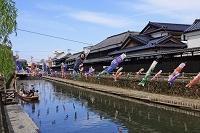 栃木県 古い町並み