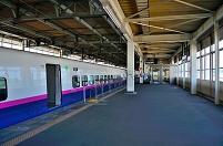 東北新幹線 一ノ関駅