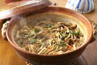 まいたけ まいたけご飯 炊き込みご飯 土鍋