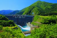 静岡県 奥大井 長島ダム