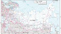 ロシア 交通図