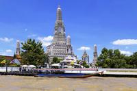 タイ バンコク ワット・アルン(修復後)