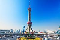 中国 上海 東方明珠塔