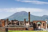 イタリア ポンペイ遺跡 ジュピター神殿