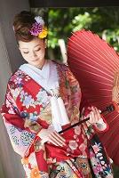 日本 色打掛の花嫁