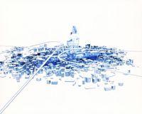 CG  都市