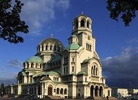 ブルガリア ソフィア アレクサンダルネフスキー寺院