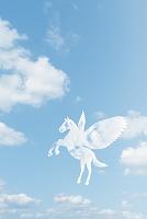 ペガサスの雲